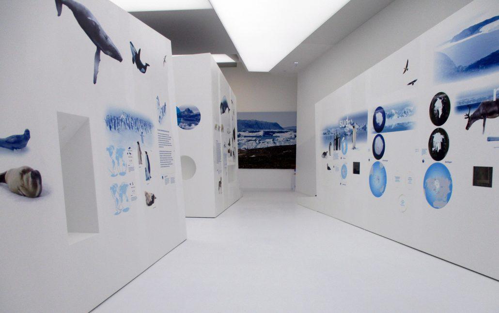Musée © Espace des Mondes Polaires