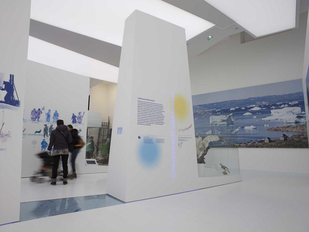 Musée des mondes polaires Prémanon