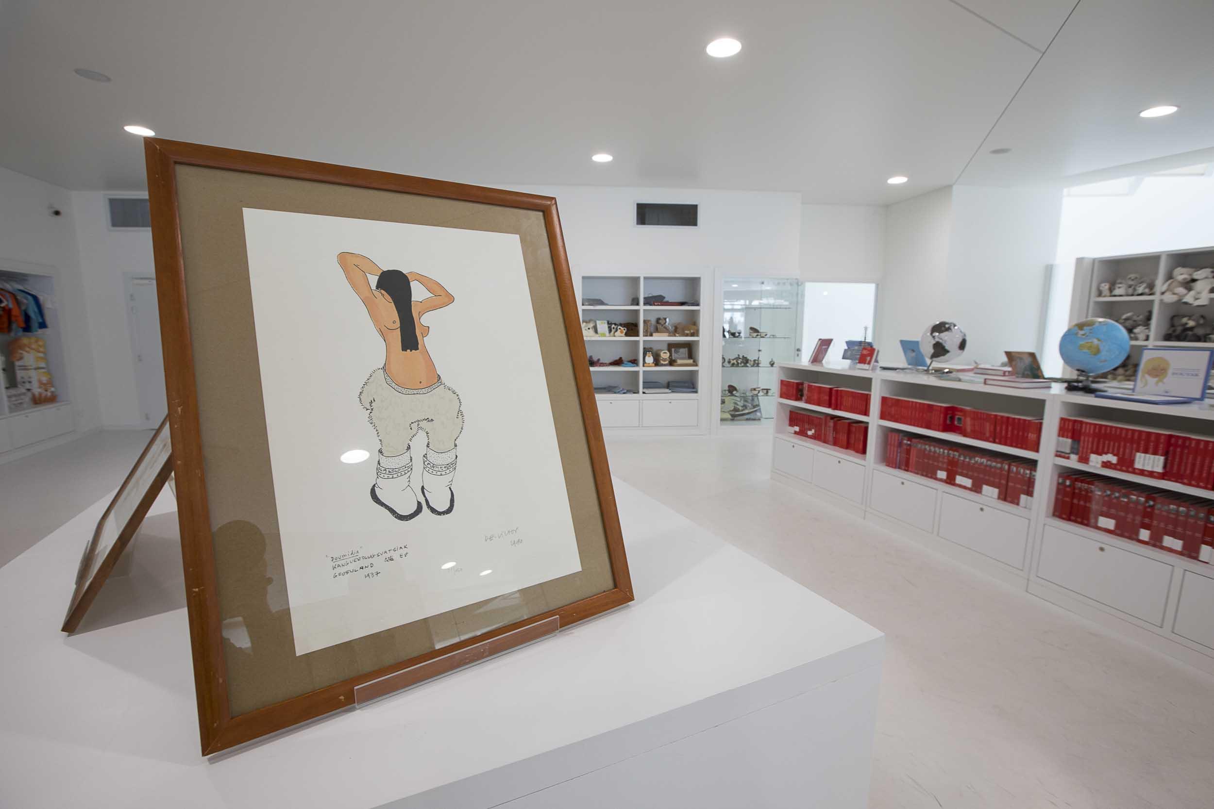 lithographie boutique souvenirs