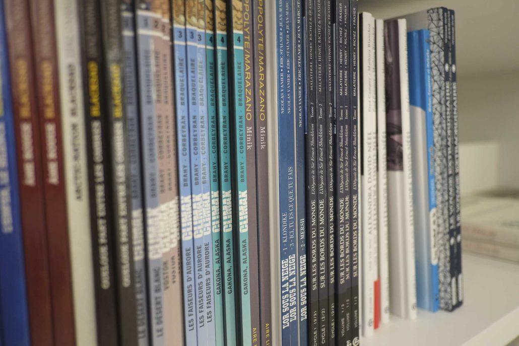 livres boutique souvenirs