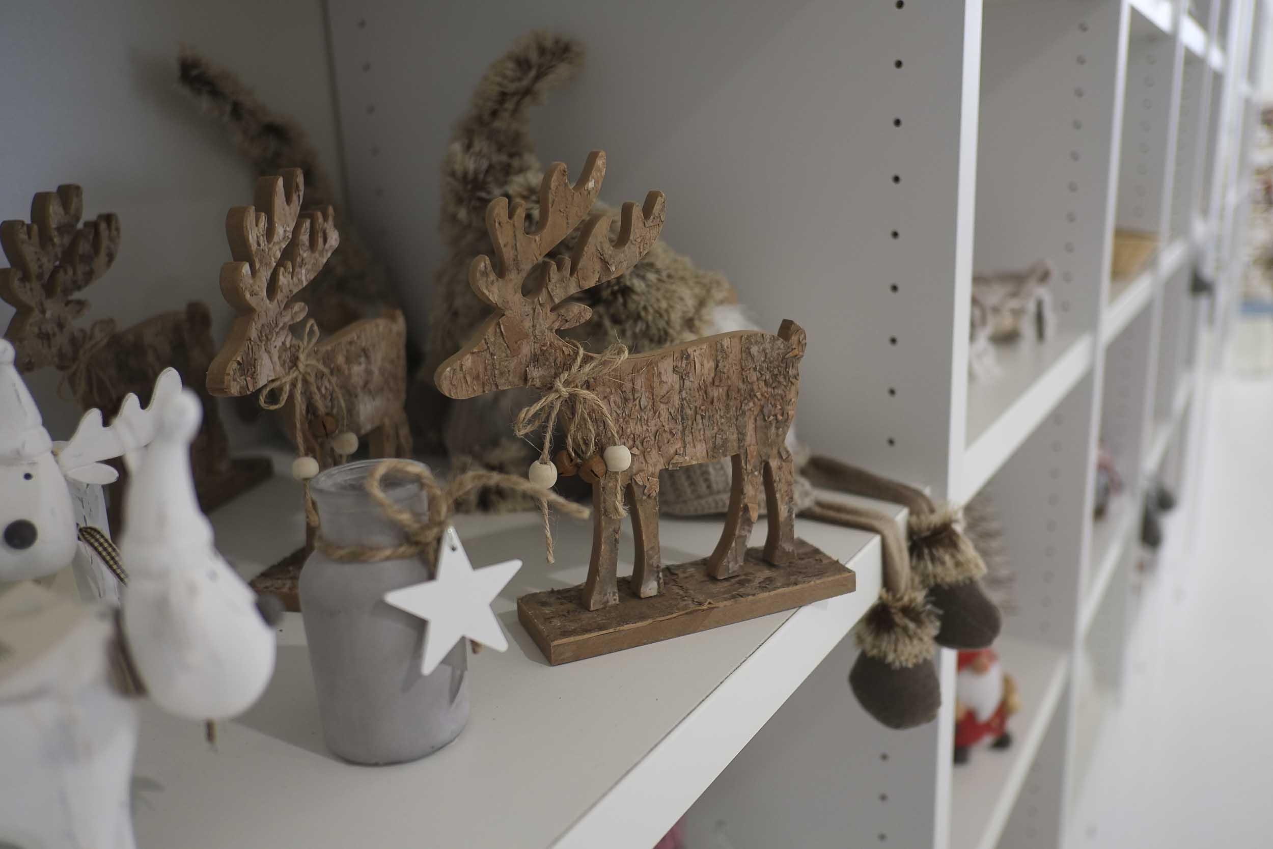 decoration boutique souvenirs