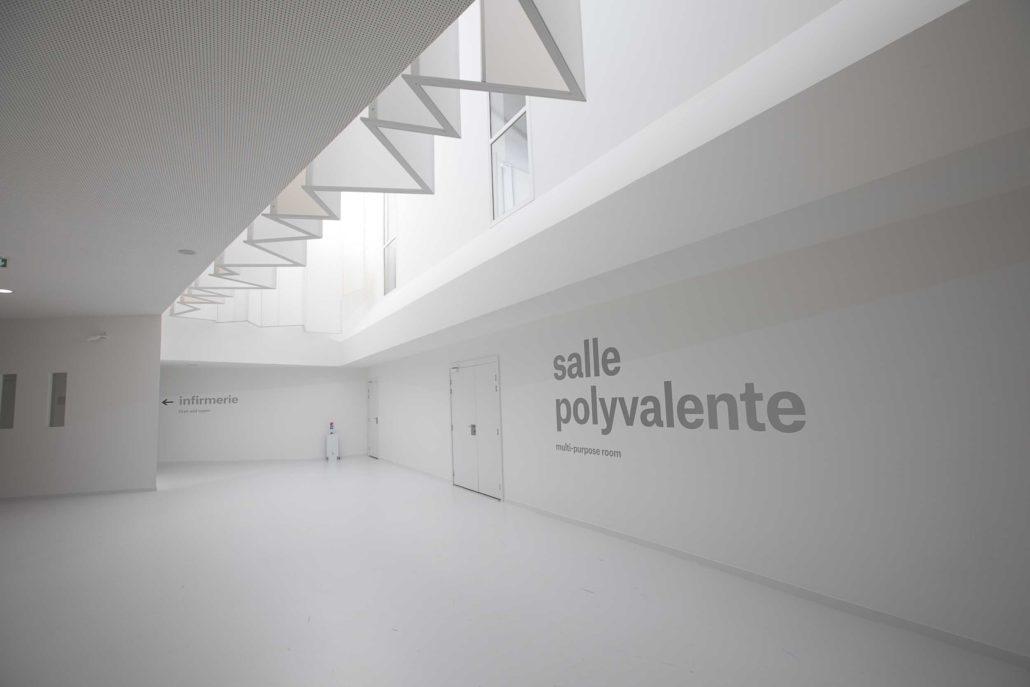 Salle polyvalente © Baltik - Espace des Mondes Polaires - 2017