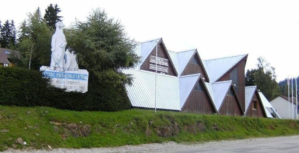 Centre Polaire Paul-Emile Victor extérieur