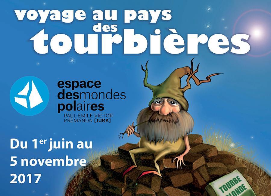 Exposition tourbières
