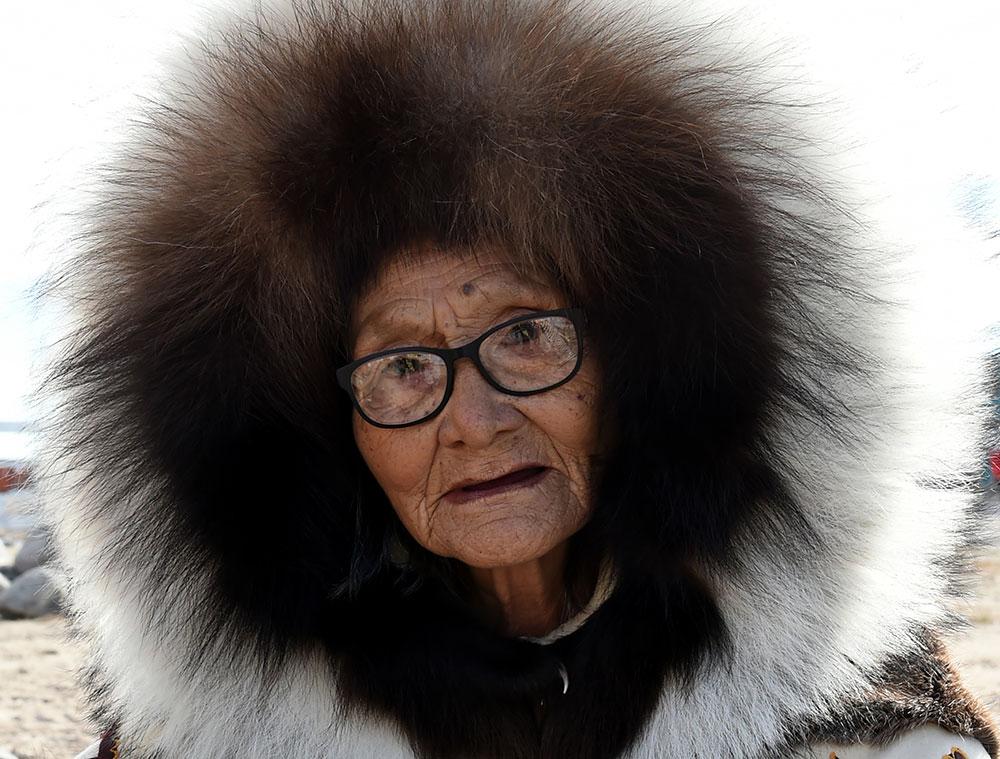 Exposition Peuples de l'Arctique © Nath Michel / Communauté de communes Station des Rousses