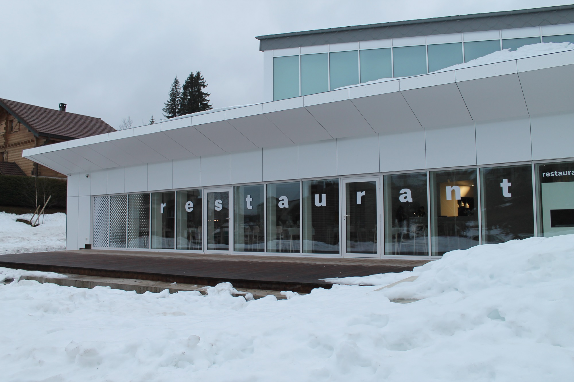 restaurant bistrot polaire