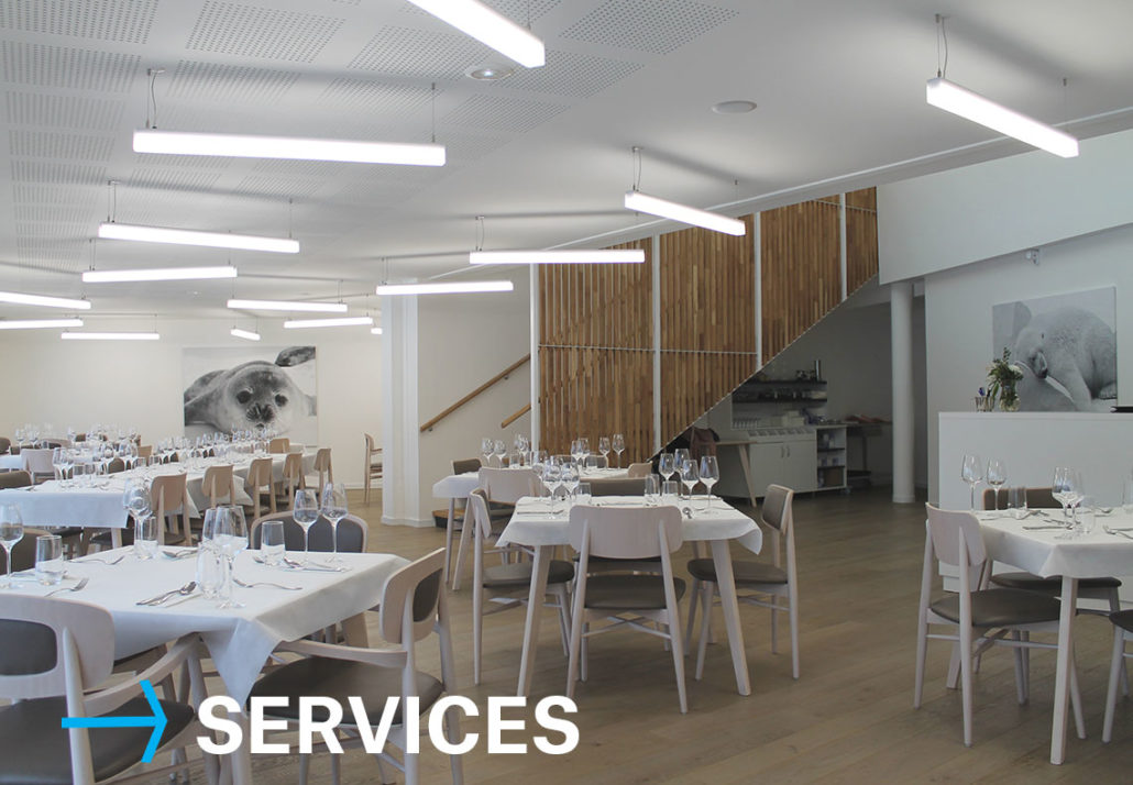 services groupes