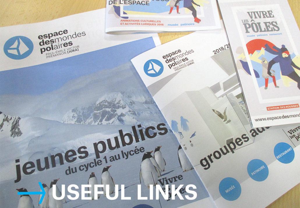 useful links groups