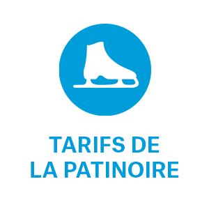 tarifs patinoire