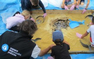 Apprentis archéologues