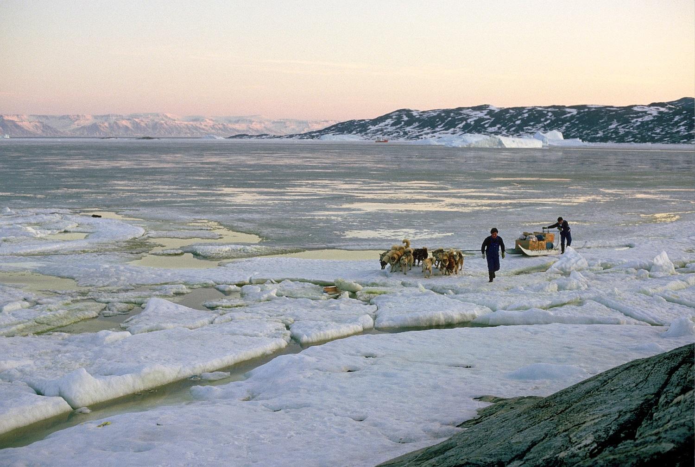 Conférence : Inuits face aux changements climatiques