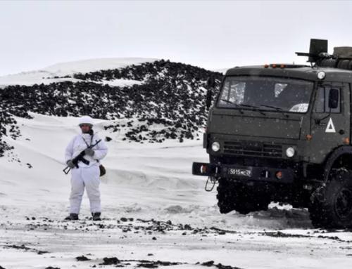 La militarisation de l'Arctique